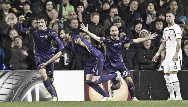 Montella imbriglia il Tottenham, Fiorentina a casa con un prezioso 1-1