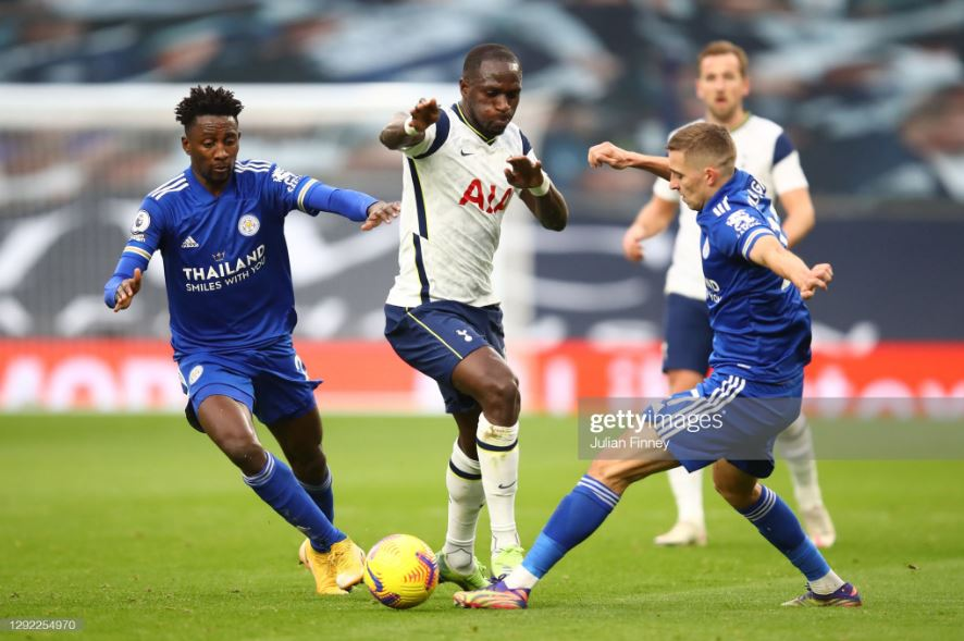 As it happened: Leicester City 2-4 Tottenham Hotspur
