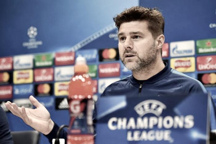 """Pochettino: """"Esperamos la mejor versión del Madrid"""""""