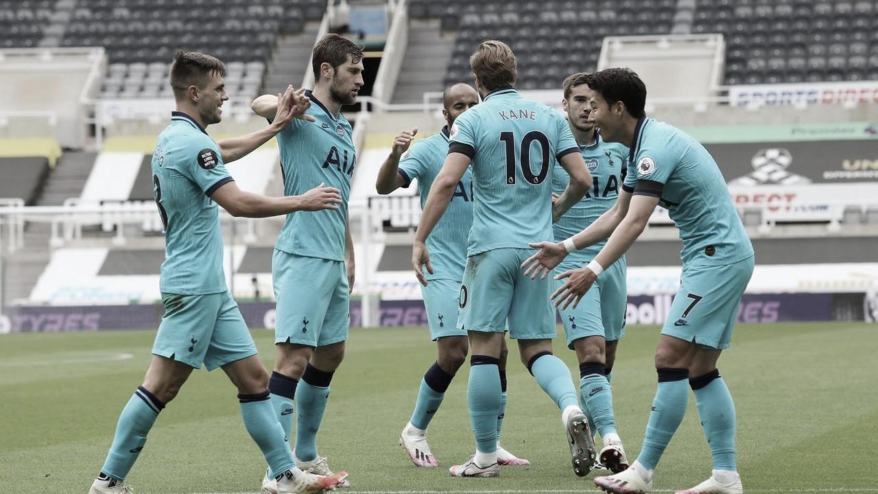 Tottenham quiere ingresar a Europa League