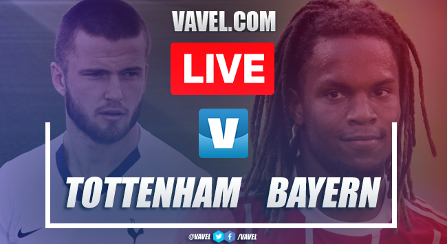Tottenham vs Bayern Munich: LIVE Stream and Score: 2-2 (6-5)