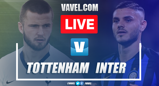 Tottenham Hotspur vs Inter Milan: LIVE Stream and Score: 1-1 (Pens: 3-4)