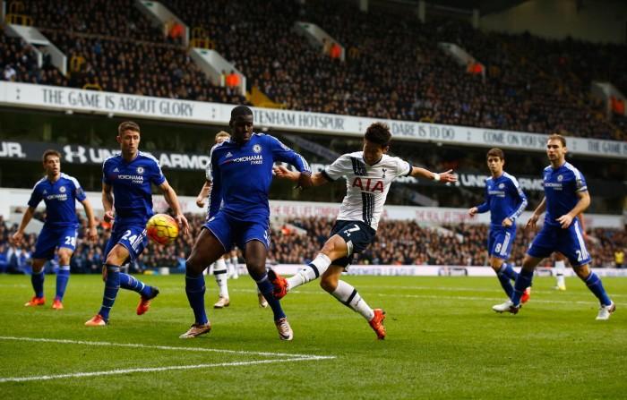 Chelsea-Tottenham: Un derby monótono en Stamford Bridge, desde hace 26 años.