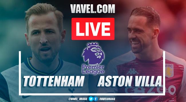 Goals and Highlights: Tottenham 2-1 Aston Villa in Premier League