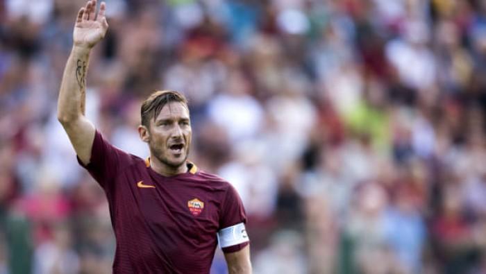 Francesco Totti, l'immortalità di una leggenda vivente