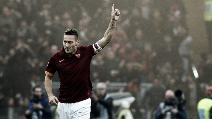 """Roma, Totti: """"Voglio che sia una stagione speciale per i miei 40 anni"""""""