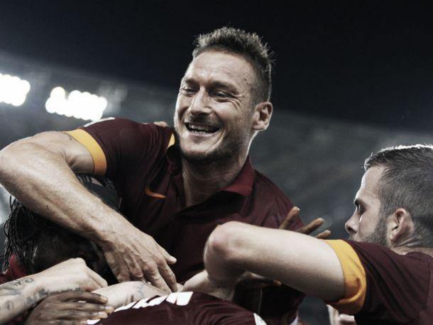 Roma vs Internazionale: Preview