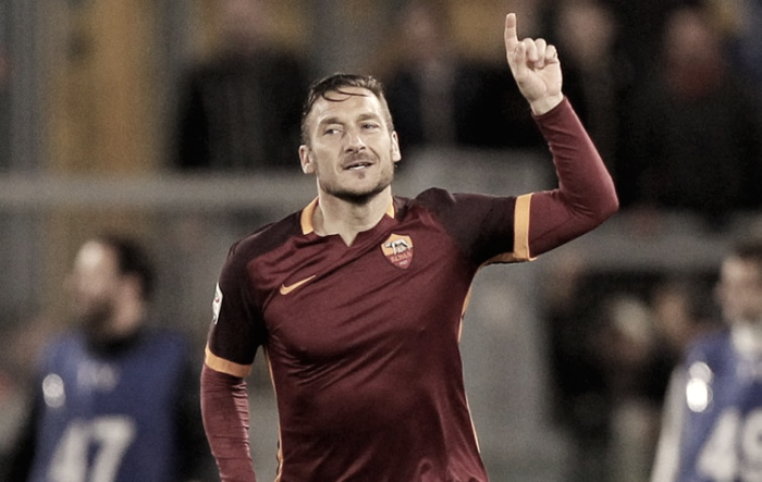 Roma, contro il Genoa il 'Totti day'. L'Olimpico sarà gremito