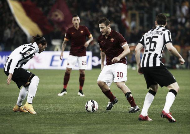 Risultato Roma - Juventus, Serie A (2-1): Pjanic-Dzeko per Garcia, poi Dybala, Szczesny provvidenziale