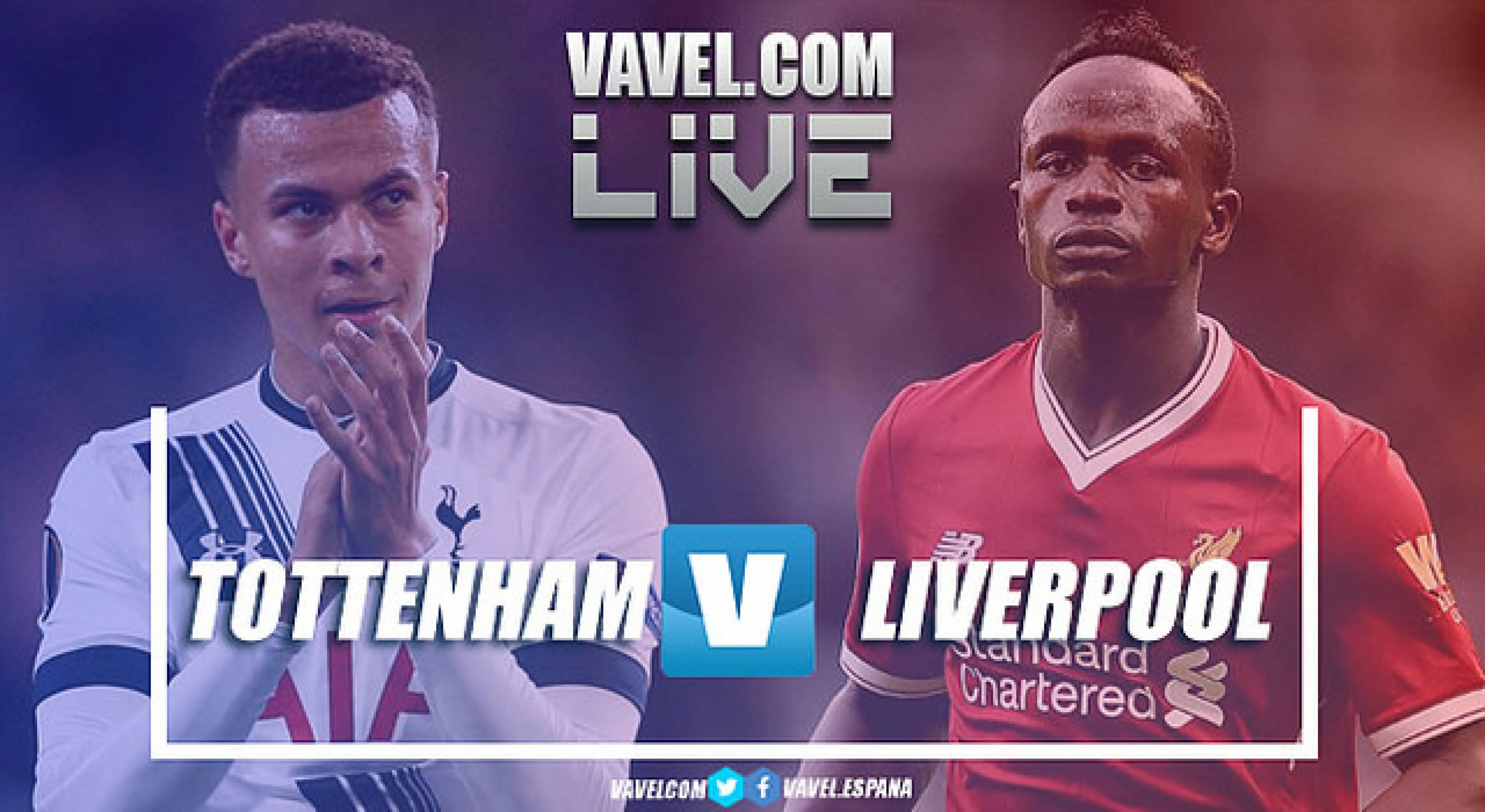 Terminata Tottenham-Liverpool, LIVE Premier League 18/19 (1-2): Vince il Liverpool!