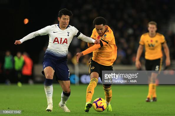 As it happened: An incredible Wolves comeback halts Spurs' title challenge (1-3)