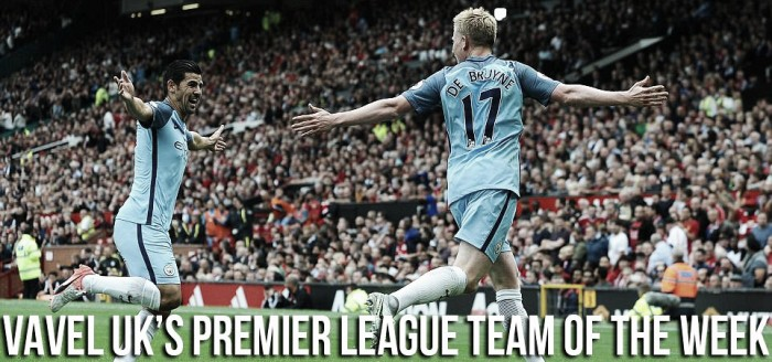 VAVEL's Premier League Team of the Week: Matchday Four