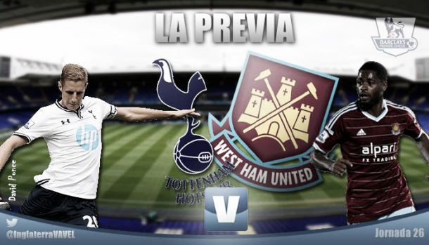 Tottenham - West Ham United: cuestión de orgullo