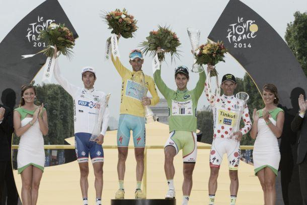 """Resumen Tour de Francia 2014: """"El Tiburón"""" sacia su apetito"""