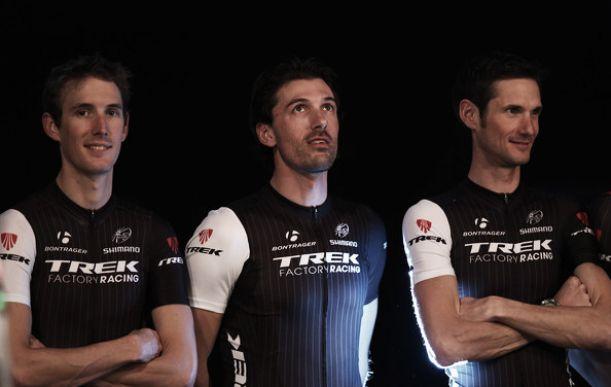 Trek acudirá al Tour con Zubeldia y Frank Schleck como líderes