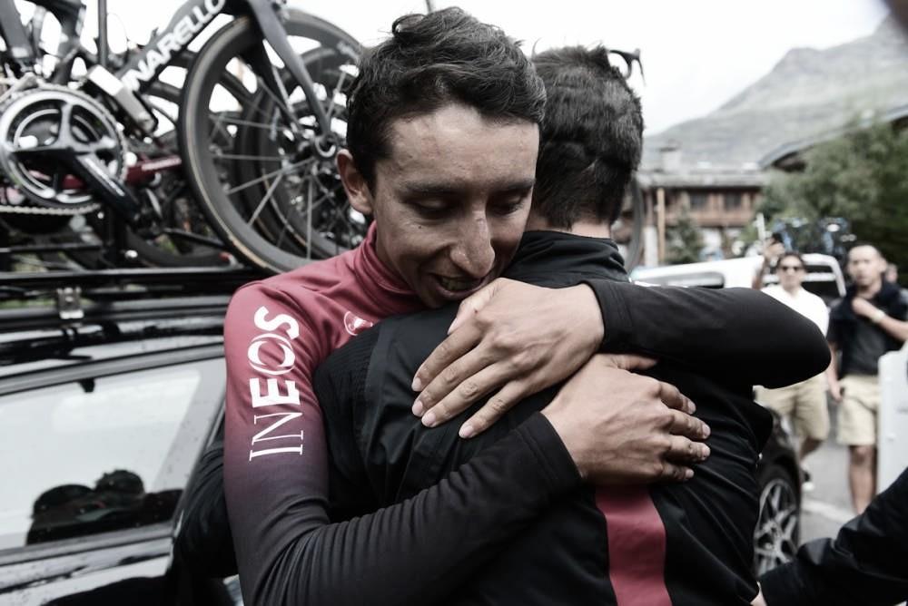 Bernal conquista camisa amarela em etapa parada por granizo e avalanche no Tour de France