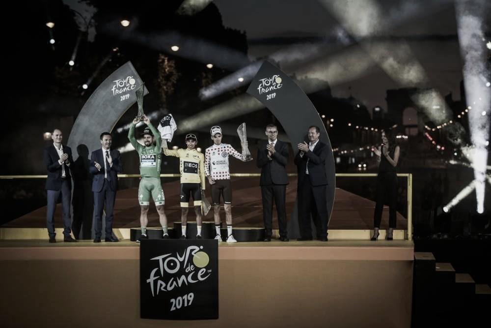 Egan Bernal confirma primeiro título sul-americano no Tour de France
