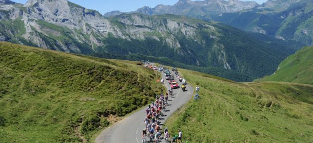 Live Tour de France 2014 in 18a tappa