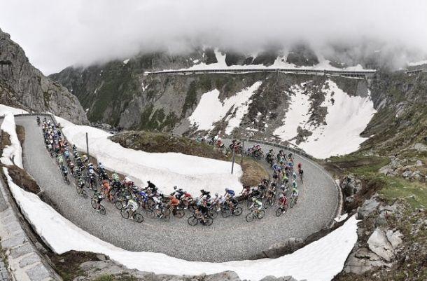Vuelta a Suiza 2014: 3ª etapa  en directo