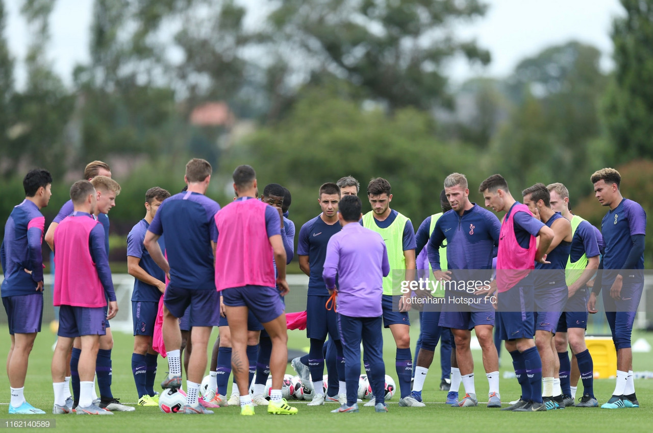 Tottenham Hotspur name squad for their pre-season tour of Asia