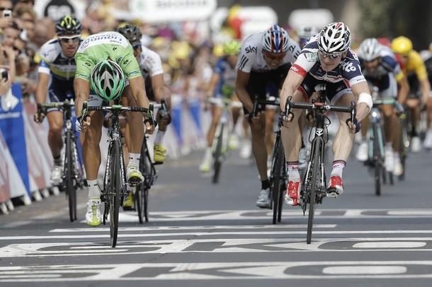 Tour, Greipel d'un soffio su Sagan