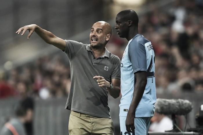 Yaya Touré pede desculpas a Guardiola por 'desentendimentos do passado'