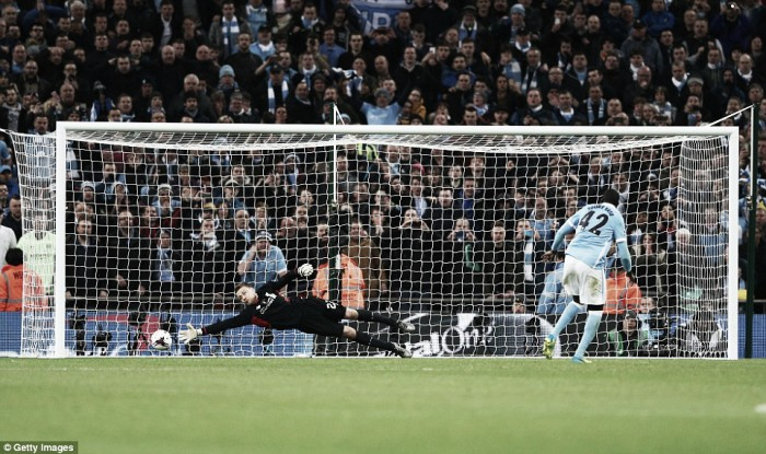 Liverpool 1-1 Manchester City (1-3 on penalties): Reds fall at the final hurdle despite spirited comeback