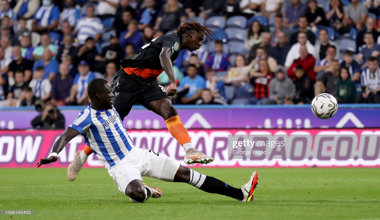 Huddersfield Town 1-2 Everton: How the action unfolded