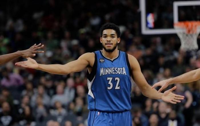 NBA, vittorie facili per Minnesota e Utah