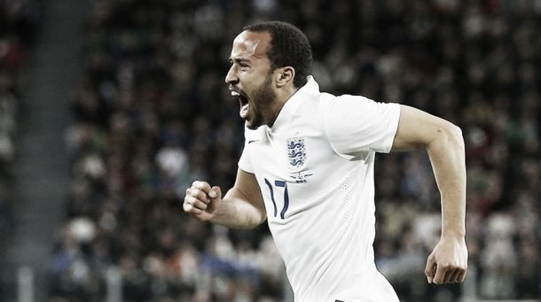 Italy 1-1 England: Townsend rescues draw for Three Lions