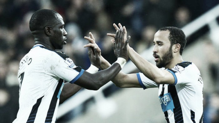 Sissoko only Newcastle player to represent the club in France