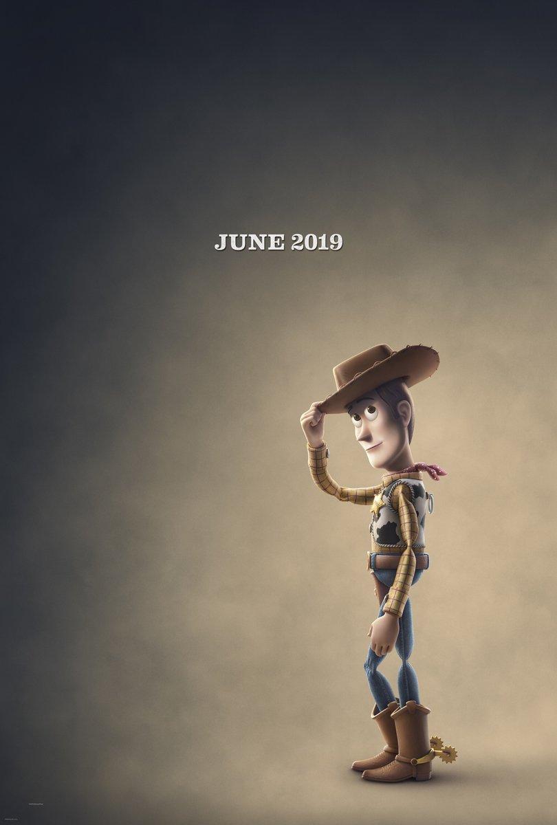 Disney divulga primeiro teaser de 'Toy Story 4'