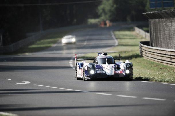 Toyota obtém melhores tempos nos treinos oficiais para Le Mans