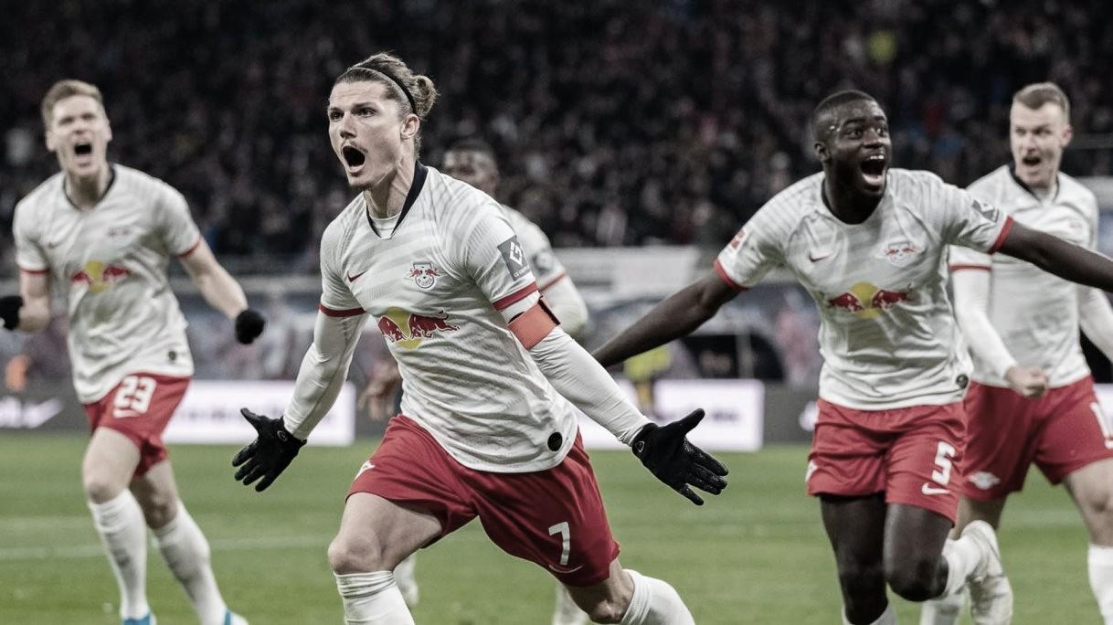 ¿Cómo afronta el Leipzig los octavos de Final de la Champions League?