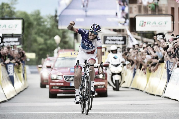 Giro del Delfinato, Pinot beffa Bardet a Meribel. Froome controlla e allunga in giallo