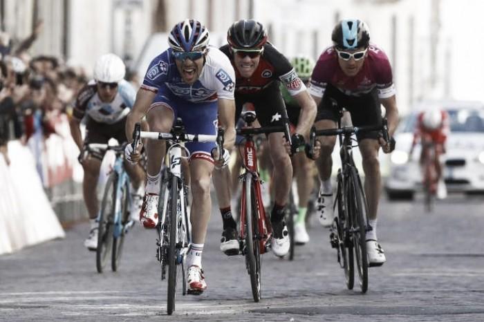 Tour of the Alps, Geraint Thomas si aggiudica la corsa. A Pinot l'ultima tappa