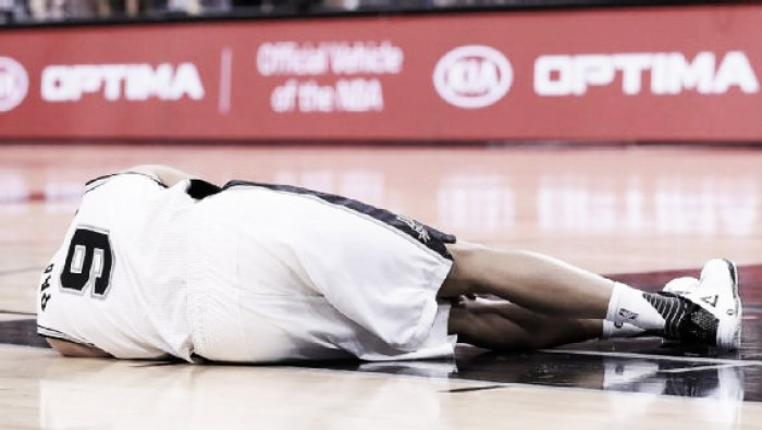 NBA playoffs, lesione al tendine rotuleo per Tony Parker: stagione finita