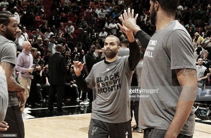 NBA: Parker ispira, Leonard-Aldridge eseguono e gli Spurs espugnano Miami (101-119)