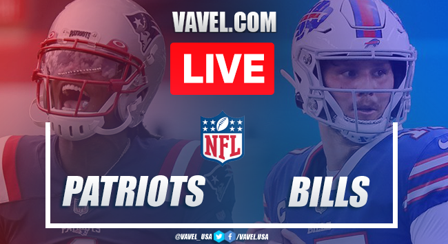 Highlights and Touchdowns of Patriots 21-24 Bills on week 8 NFL 2020