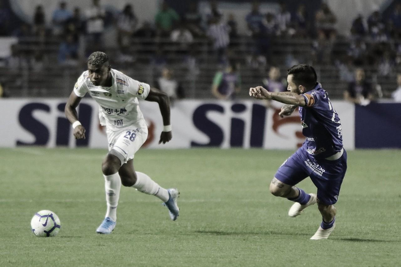 CSA marca no minuto final e arranca empate com Cruzeiro no Rei Pelé