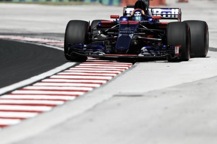 Toro Rosso, con ganas de volver
