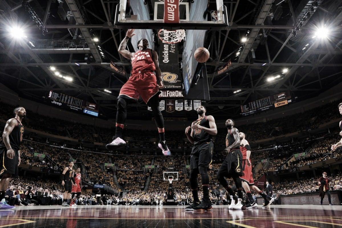 NBA - Toronto Raptors, calma apparente