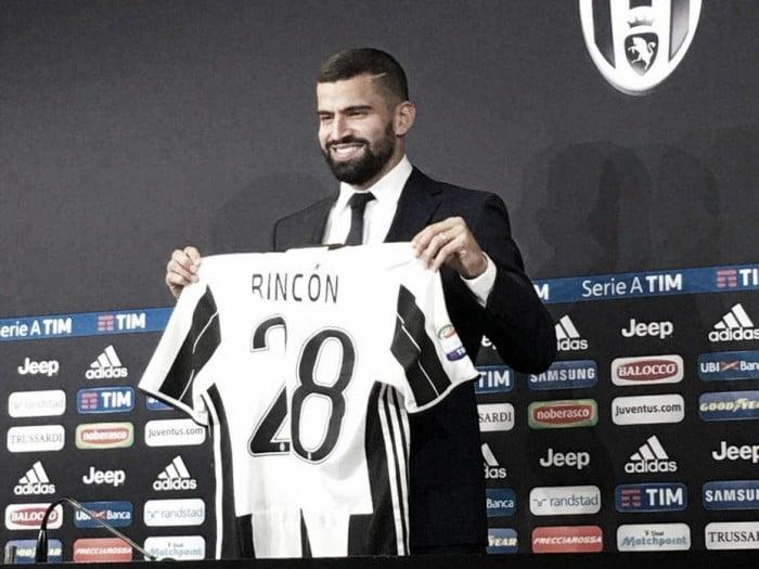 """Rincón: """"Aquí en la Juve siempre quieren ganar"""""""