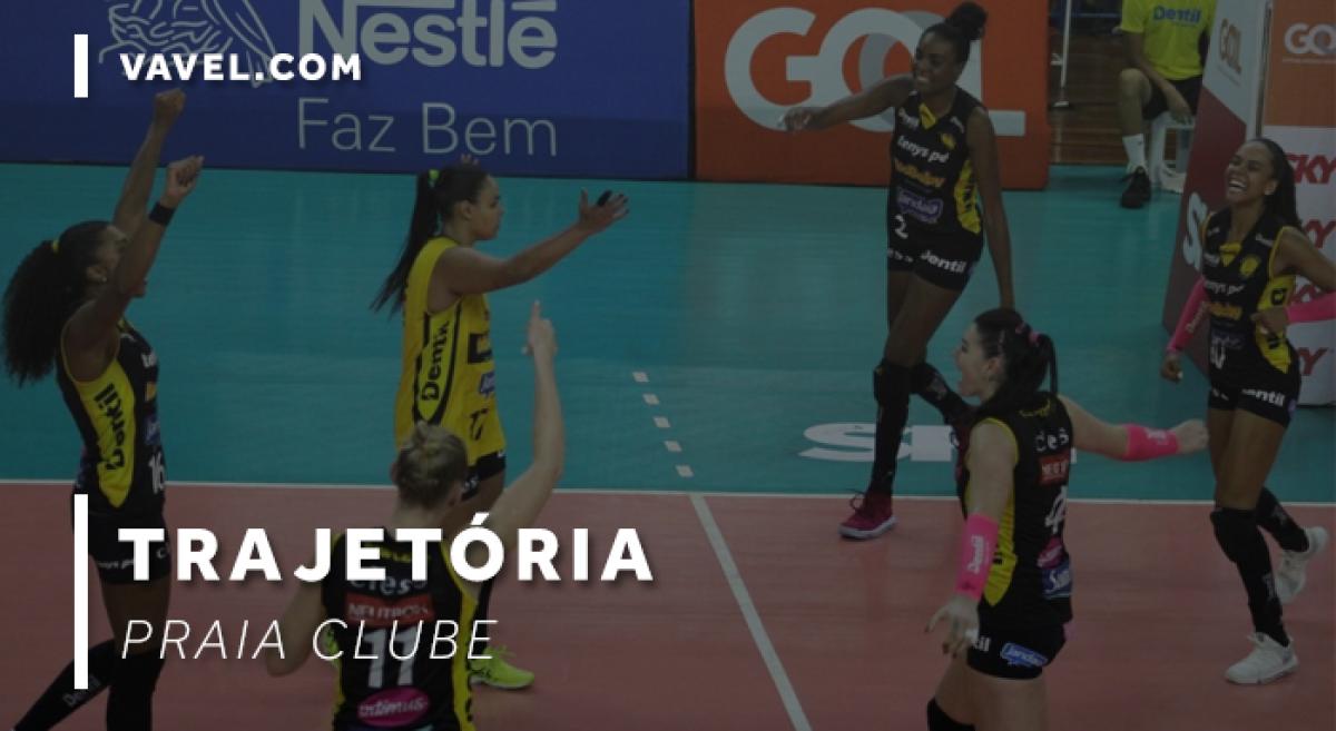 Com melhor campanha de sua história, Praia Clube chega motivado para final da Superliga