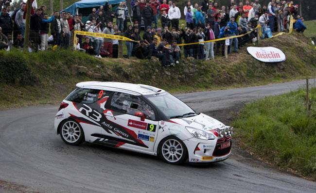 El recorrido del 35 Rally Santander Cantabria