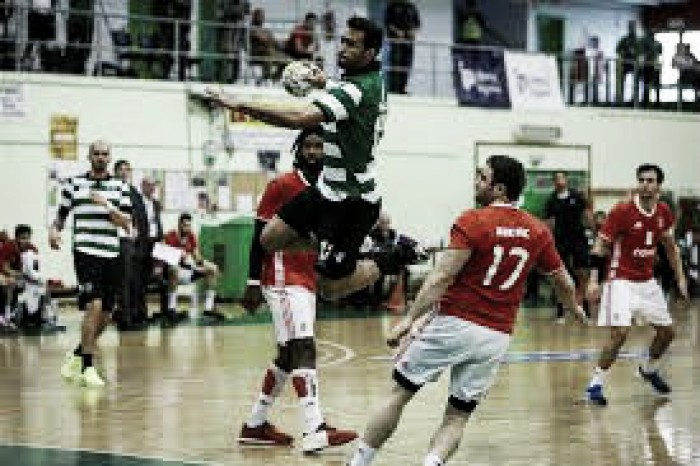 Fase final do nacional de Andebol