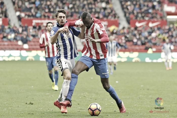 """Traoré: """"En el Sporting me encontré con mis sensaciones"""""""