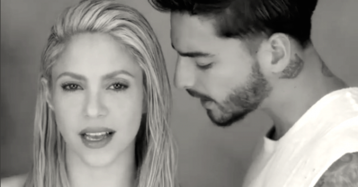 Shakira lanzó el vídeo 'Trap' junto a Maluma