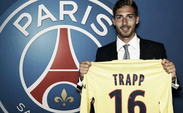 Kevin Trapp se convierte en el primer fichaje del Paris Saint-Germain