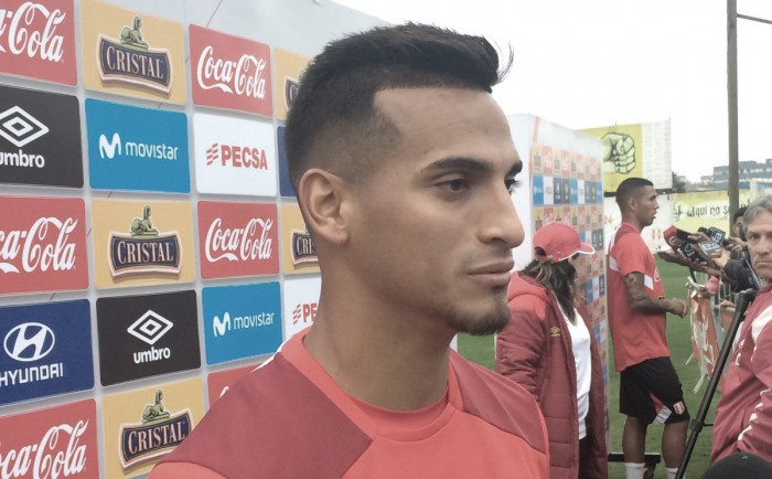 """Miguel Trauco: """"No jugaré para que Rueda me vea"""""""